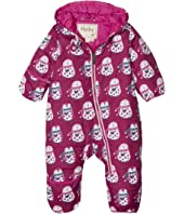 Hatley Kids - Cozy Penguin Mini Winter Bundler (Infant)