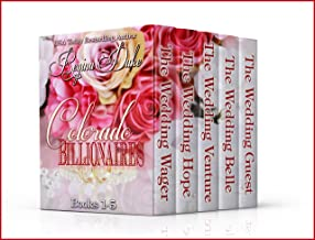 Colorado Billionaires (Books 1-5): 25-hour read. Marriage of convenience, sweet clean contemporary romance.