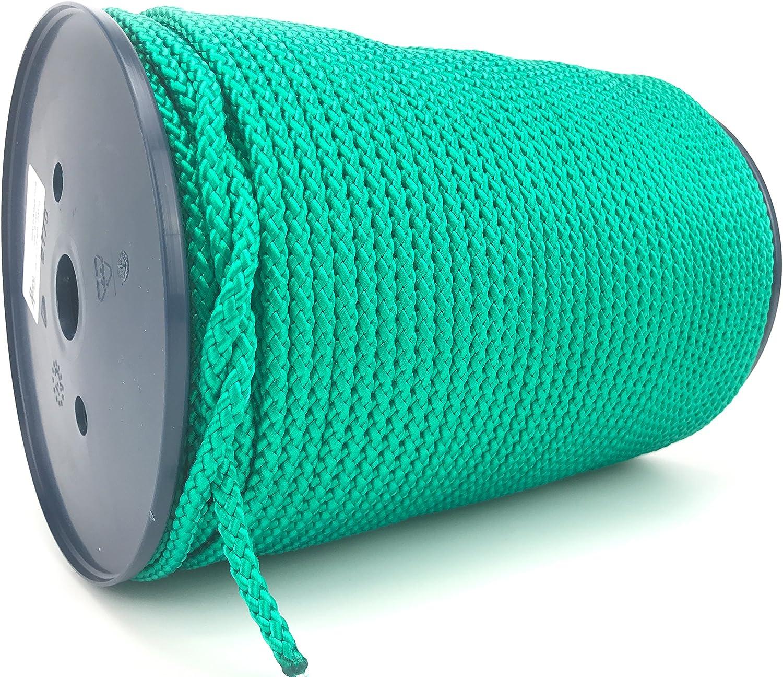 Ropeservices UK UK UK 12 mm Smaragd Grün geflochtenes Polypropylen-Seil X 25 Meter. Kordel, floatline, Boje Seil B07DNDPSHB  Personalisierungstrend ff6cb7