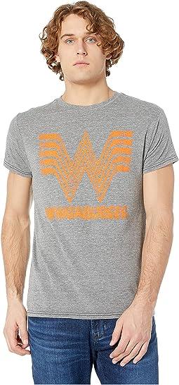 What-A-Burger Vintage Tri-Blend T-Shirt
