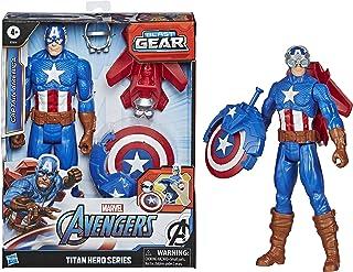 Marvel Avengers Titan Hero Series Blast Gear Figura de 12 Pu
