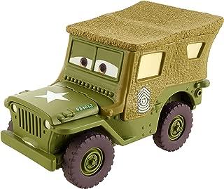 Disney Pixar Cars, Sarge, Signature Premium, Precision Series Diecast