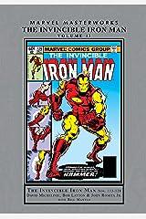 Iron Man Masterworks Vol. 13 (Iron Man (1968-1996)) Kindle Edition
