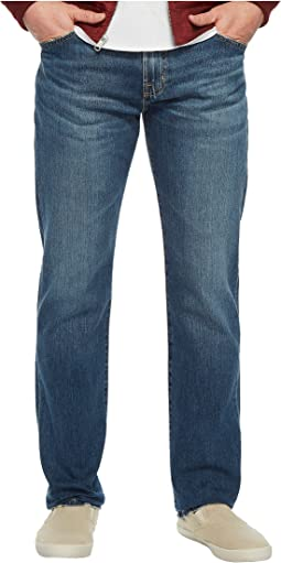 Graduate Tailored Leg Jeans in Grasslands