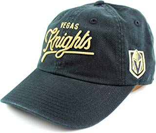 American Needle NHL Banks Twill Dad Cap
