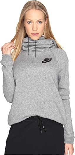Nike - Sportswear Rally Funnel Neck Sweatshirt