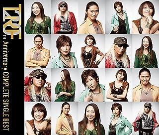 TRF 20TH Anniversary COMPLETE SINGLE BEST (AL3枚組+DVD)
