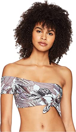 Spanish Explorer One Shoulder Top