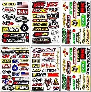 Motocross Dirt Bike Bikes Race Motorcycle motos rc Bicycle Trucks Parts Accessories Sponsor Logo ATV Skateboard Helmet Too...