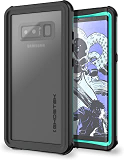 Ghostek Nautical Full Body Waterproof Case Designed for Samsung Galaxy Note 8 – Teal