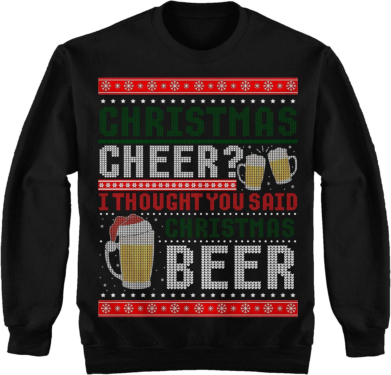 Clothing Men millenniumpaintingfl.com Noel Merry Xmas Sweatshirt I ...