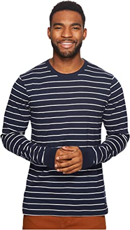 Vans - Milton Stripe Long Sleeve Crew
