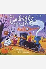 Goodnight Train Halloween Board book