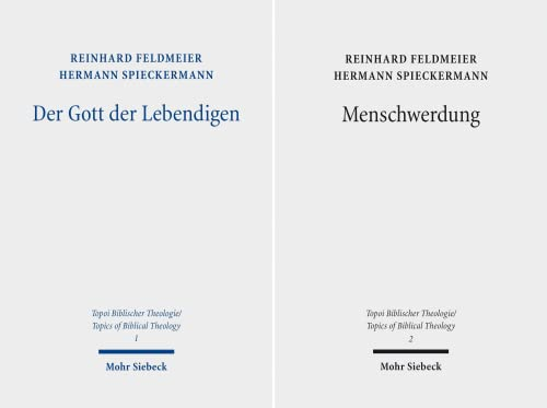 Topoi Biblischer Theologie / Topics of Biblical Theology (Reihe in 2 Bänden)