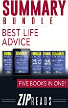 Summary Bundle | Best Life Advice: Includes Summary of 12 Rules for Life, Summary of Girl, Wash Your Face, Summary of The Confidence Gap, Summary of Tribe of Mentors + 1 BONUS Book!