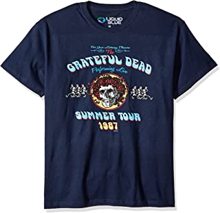 Liquid Blue Men's Bertha Tour T-Shirt