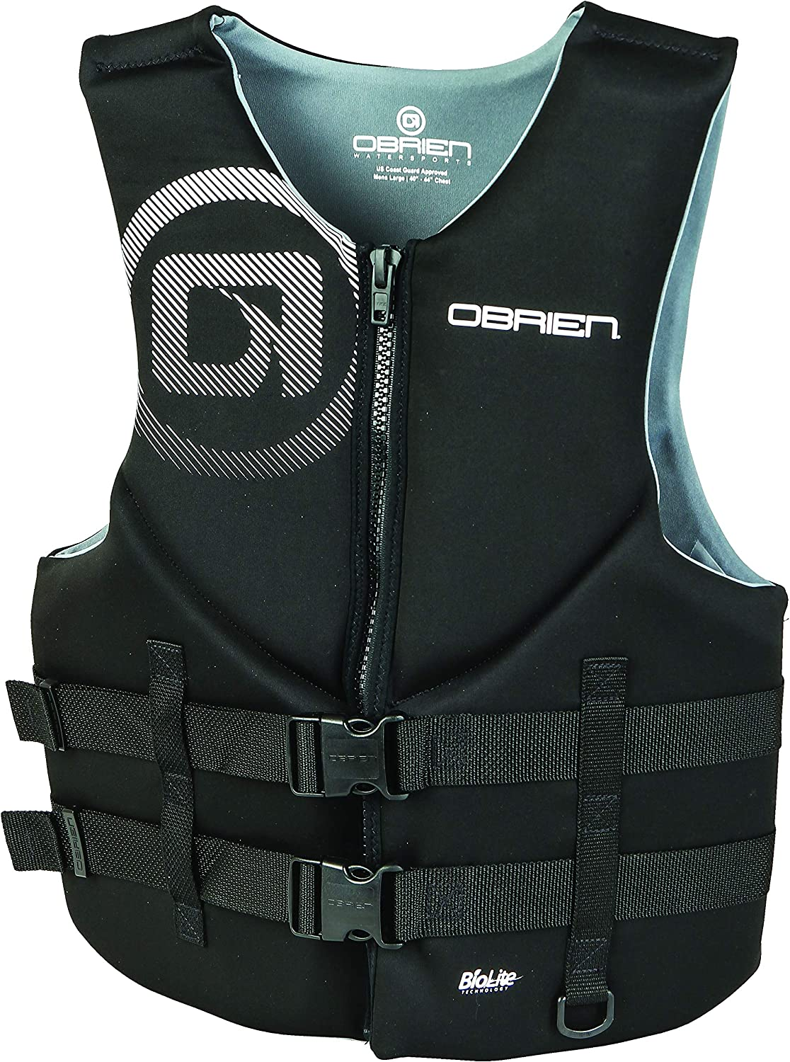 O'Brien Max 59% OFF Mens Traditional Jacket Neoprene Life Fixed price for sale