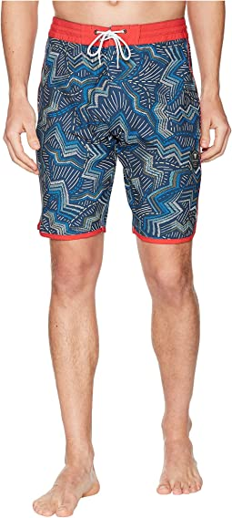 Testa Four-Way Stretch Boardshorts
