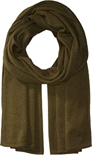 French Connection Women's Wool Blend Knit Scarf
