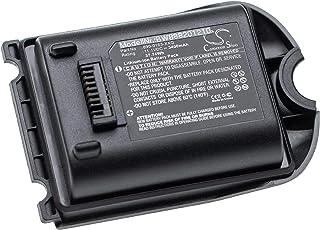 TSI DustTrak DRX 8534 Replaces Li202S-60A 10.8V etc. vhbw Li-Ion Battery 6600mAh Li202SX-66C for Aerotrak TSI DUSTTRAK DRX 8533EP