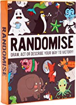 Randomise: The Hilarious Pocketsize Party Game of Acting, Drawing and Describing.