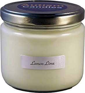 Autism Candles Lemon Lime Scented Candle