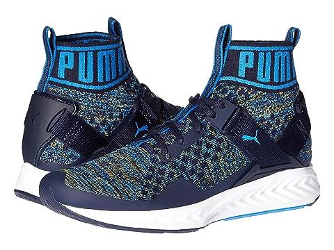 6PM: PUMA(彪马) Ignite evoKNIT 男子休闲鞋, 原价$130, 现仅售$69.99, !