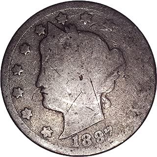 1897 liberty v nickel