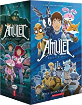AMULET SEVEN BOOK COLLECTION