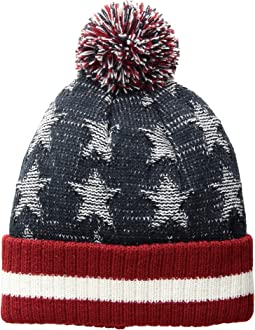 American Flag Beanie (Little Kids/Big Kids)