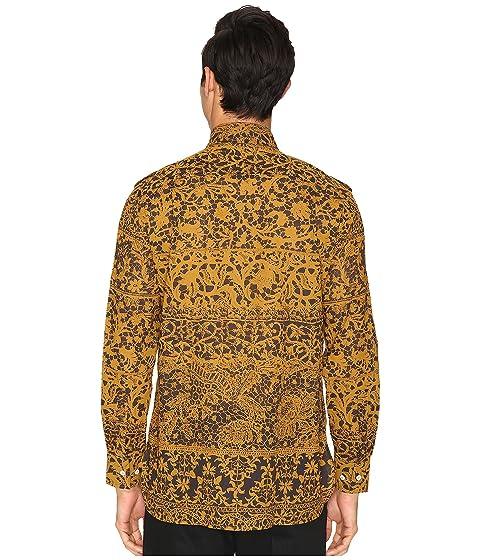 Mussola Printed Westwood Military Vivienne Shirt zn6Sx44w