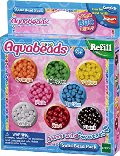 Aquabeads Solid Bead Pack