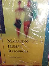 Managing Human Resources 16TH EDITION WITH CourseMate with Career Transitions 2.0 Printed Access Card