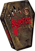 BLOODFEST (THE THIRSTY DEAD / DEEP RED / SISTERS OF DEATH / THE HOUSE BY THE CEMETERY / BLOODY WEDNESDAY) (TIN COFFIN) (5-...