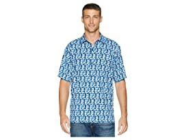 19df66385 Tommy Bahama Dallas Cowboys NFL Fez Rounds Shirt at 6pm