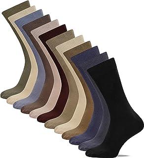 FM London Men's Socken (Pack of 12)
