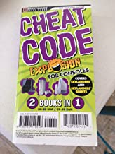 Cheat Code Explosion for Consoles and Handhelds