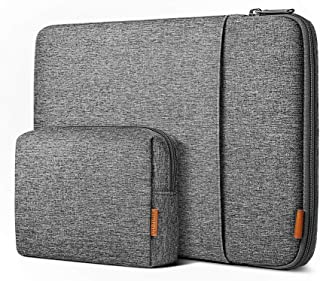 Inateck 360°超強保護 ケース MacBook Air M1 2020-2018/13インチ MacBook Pro M1 2020-2016/Surface Pro X/7/6/5/4/3/12.9 iPad Pro 2020-20...