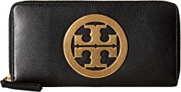 Tory Burch - Charlie Zip Continental Wallet