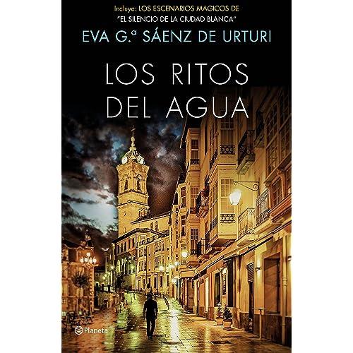 Los ritos del agua: Trilogía de La Ciudad Blanca 2 eBook: Eva ...