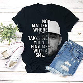 Miller No Matter Where Life Takes Me You'll Find Me With A Smile Unisex T-shirt - Premium T-shirt - Hoodie - Sweater - Long Sleeve - Tank Top