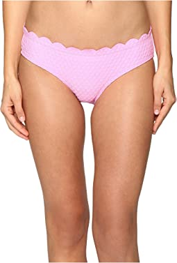 Kate Spade New York - Marina Piccola Scalloped Bikini Bottom