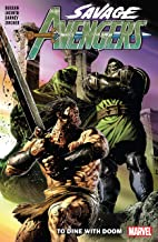 Savage Avengers Vol. 2: To Dine With Doom (Savage Avengers (2019-))