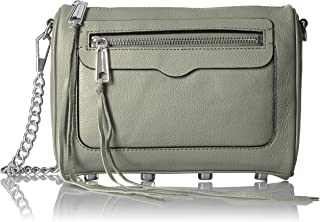 AVERY CROSSBODY, SOFT GREY