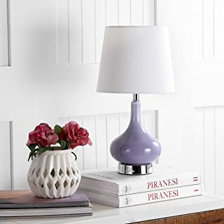 Safavieh Kids Lighting Collection Amy Purple Mini Table Lamp