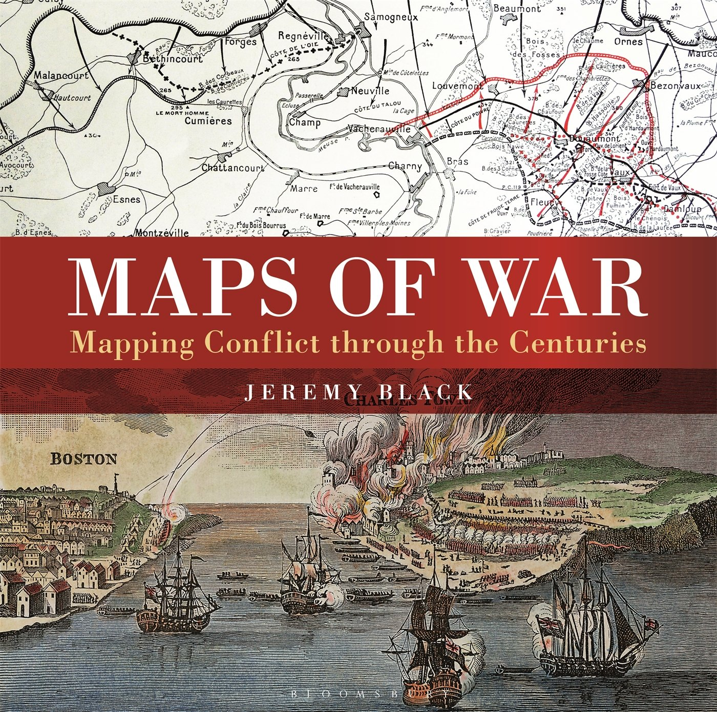 Image OfMaps Of War: Mapping Conflict Through The Centuries