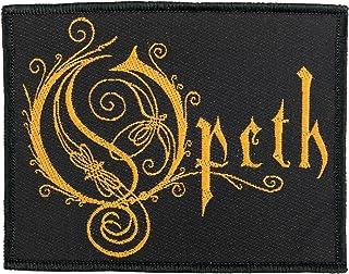 Opeth Logo patch geweven & gelicentieerd !!