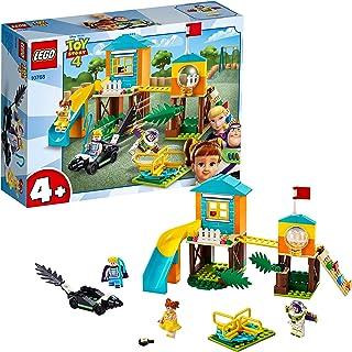 LEGO 4+ Disney Pixar's Toy Story 4 Buzz & Bo-Peep's Playground Adventure 10768 Building Kit