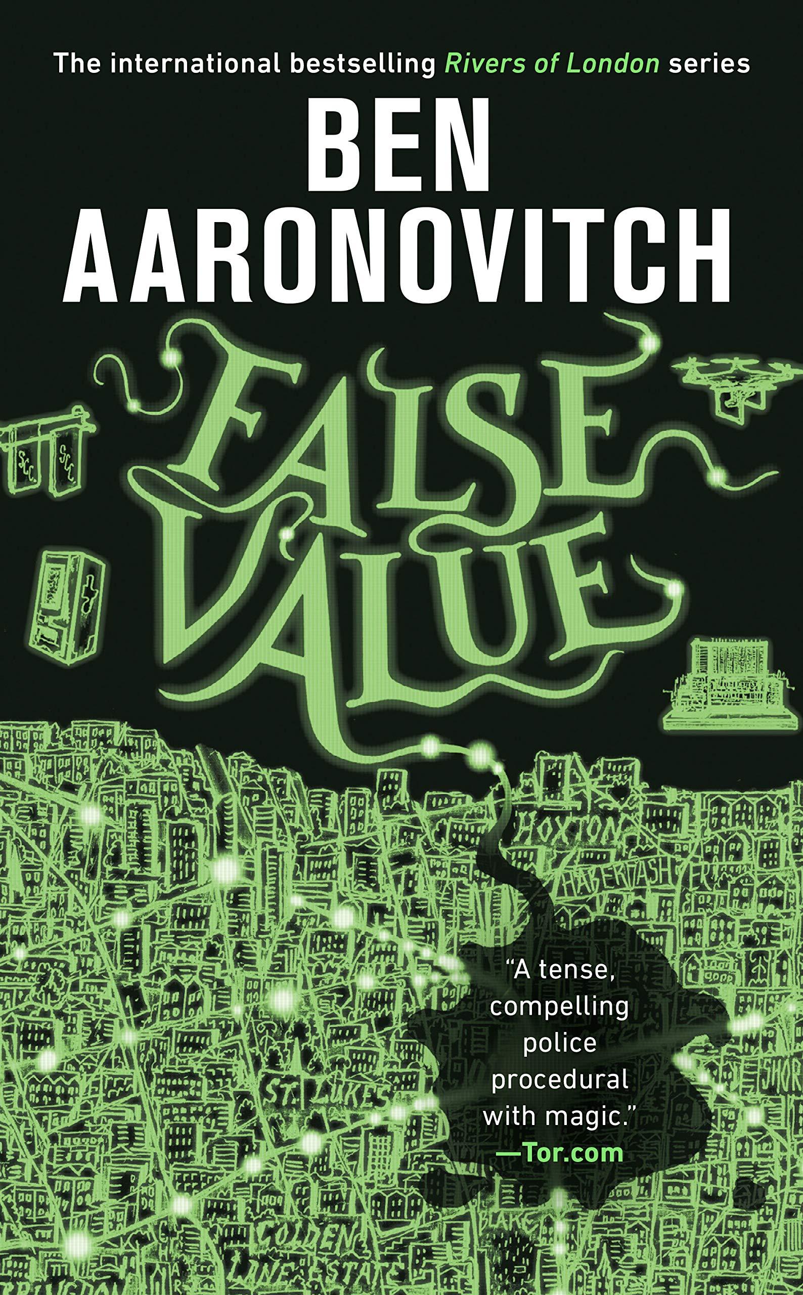 False Value (Rivers of London Book 8)