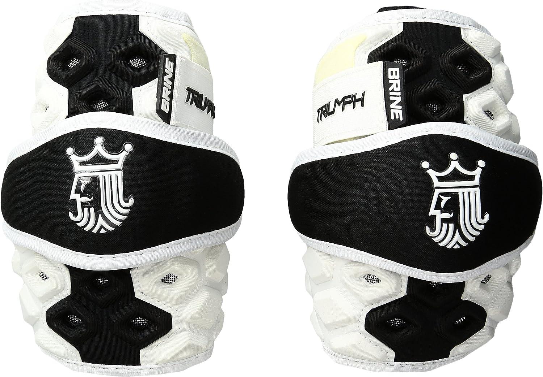 Brine Triumph Elbow Guard : Lacrosse Elbow Pads : Sports & Outdoors